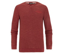 Pullover Jedmond rot