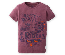 T-Shirt Prop Boys rot Jungen