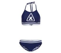 Bikini Shell blau