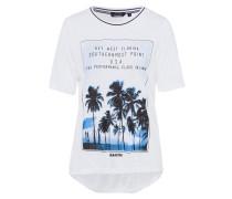 T-Shirt Arre weiß