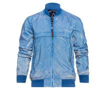 Jacke Iconic blau