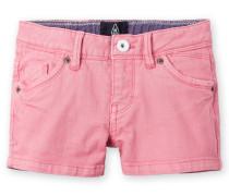 Shorts Leech Alameda Girls Mädchen pink