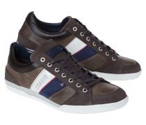 Sneaker Spin Stripes grau