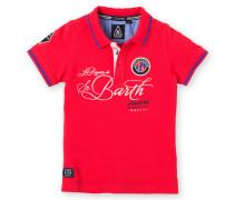 Poloshirt Bravo Boys Jungen rot