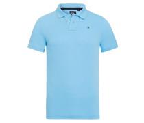 Poloshirt Classic Cotton blau