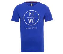 Kieler Woche T-Shirt Karsten blau