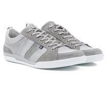 Sneaker Spin Suede grau
