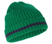 Mütze Oper grün