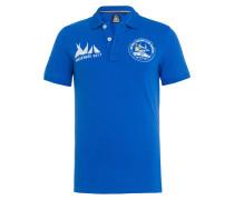 Poloshirt Sneekweek Men blau