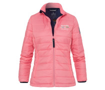 Steppjacke Laker Classics pink