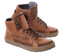 Sneaker Crossjack High braun