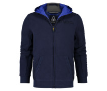 Fleecejacke Palm Port blau