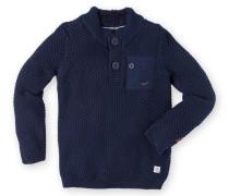 Pullover Breton Boys blau Jungen