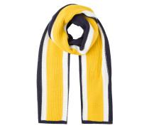Schal Oase gelb