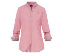 Bluse Fair Jacquard pink