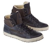 Sneaker Crossjacks High blau