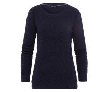 Pullover Atrapeze blau