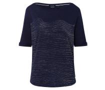T-Shirt Ave blau