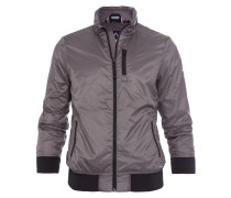 Jacke Moonshine Tech grau
