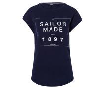 T-Shirt Alidade blau