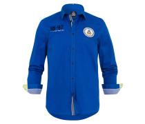 Hemd Tail blau
