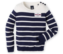 Pullover Wash Away Boys blau Jungen