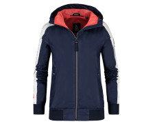 Jacke Royal Sea blau
