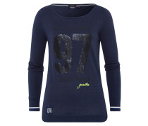 Pullover Seize blau