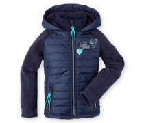 Fleecejacke Sail Away Girls blau Mädchen