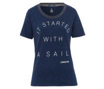 T-Shirt Arta blau