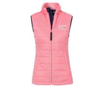 Steppweste List Classics pink