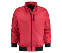 Jacke Moonshine Tech rot