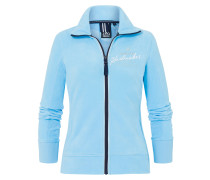 Fleecejacke Horizon blau