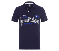 Polo Shirt German Classics 2017 Mn blau
