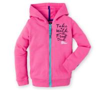 Sweatjacke Seal Girls pink Mädchen