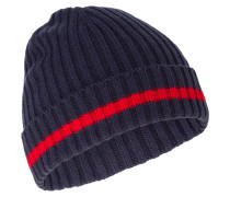 Mütze Oper rot