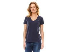 T-Shirt Royal Sea blau