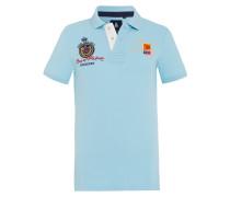 Poloshirt Copa blau
