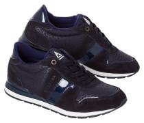 Sneaker Mirage blau