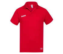Polo Shirt Riva rot