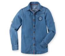 Hemd Wherry Boys blau Jungen