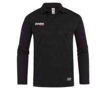 Rugby Shirt Riva schwarz