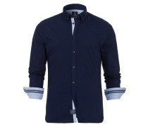 Hemd Balling blau