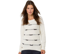 Pullover Nipper weiss