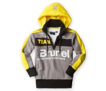 Hoodie Team Brunel Kids grau unisex