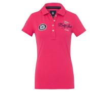 Poloshirt DelfSail pink