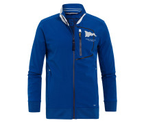 Softshelljacke Hanks blau