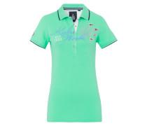 Kieler Woche Poloshirt Kamilla grün