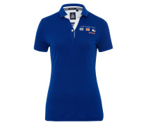 Poloshirt Sallying blau