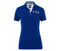 Poloshirt Sallying blau